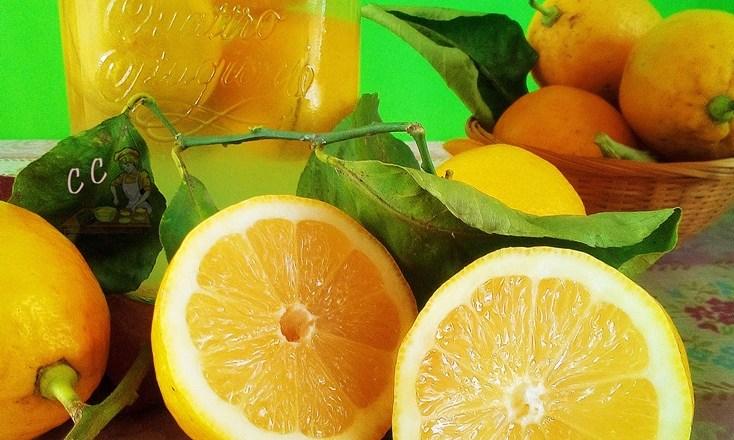 Limoni sotto sale ricetta Marocchina