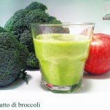 Estratto di broccoli dissintossicante e drenante
