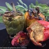 Peperoni ripieni di palamita pesce azzurro