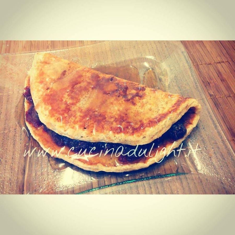 #dulight #cucinadulight #dukan #dukandiet #healthy #breakfast #protein #pancakes #jam #cinnamon #tpw #theproteinworks #oatbran #tibiona #jessyecri