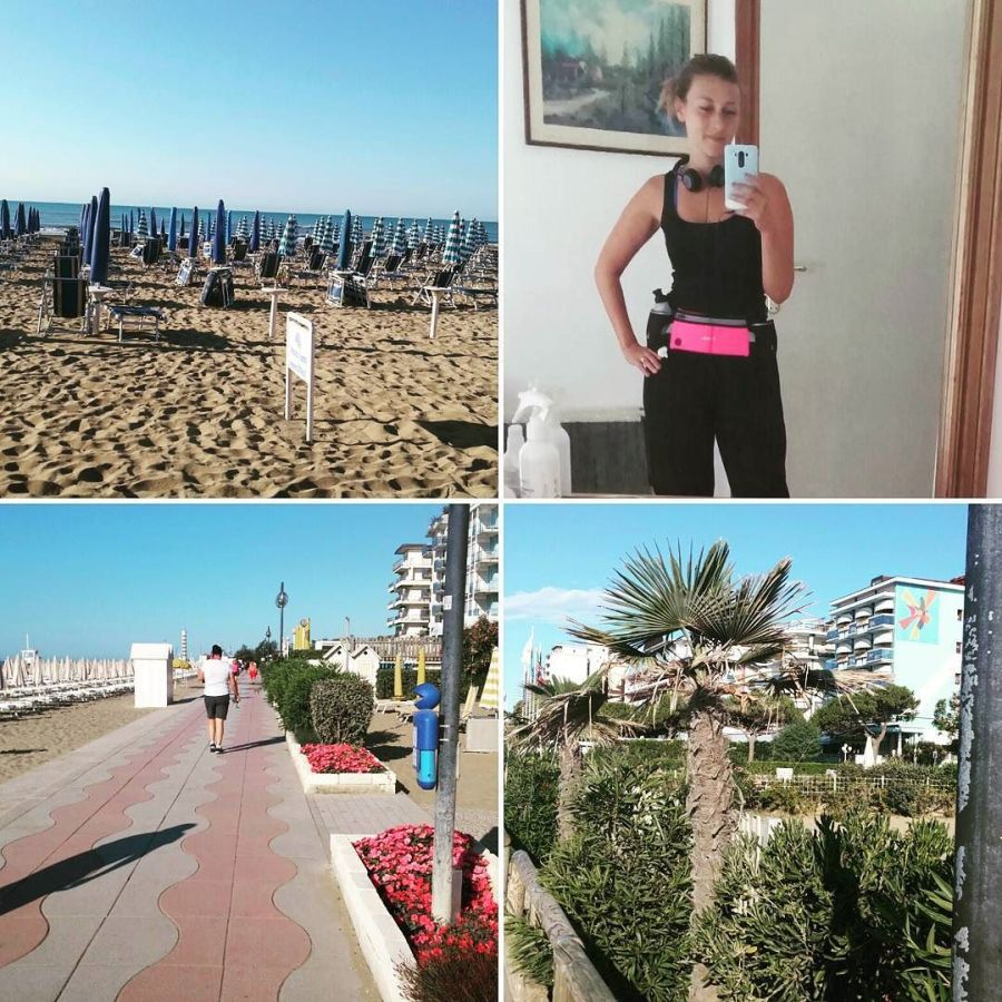 #jesolo #jesolobeach #passeggiata #fitness #buongiorno #morning #summer #sea #mare #dukan #diet #bodyrevolution #bodytransformation #wheightloss #vividulight