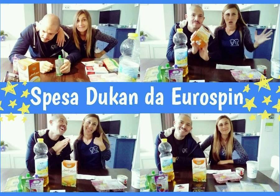 Spesa Dukan da @eurospin_italia_official !!! #spesa #spesasana #youtube #youtubechannel #cucinadulight #dukan #diet #shopping #vividulight #cucinaproteica #food #lightfood #valorinutrizionali #etichette #svuotiamoimagazzini