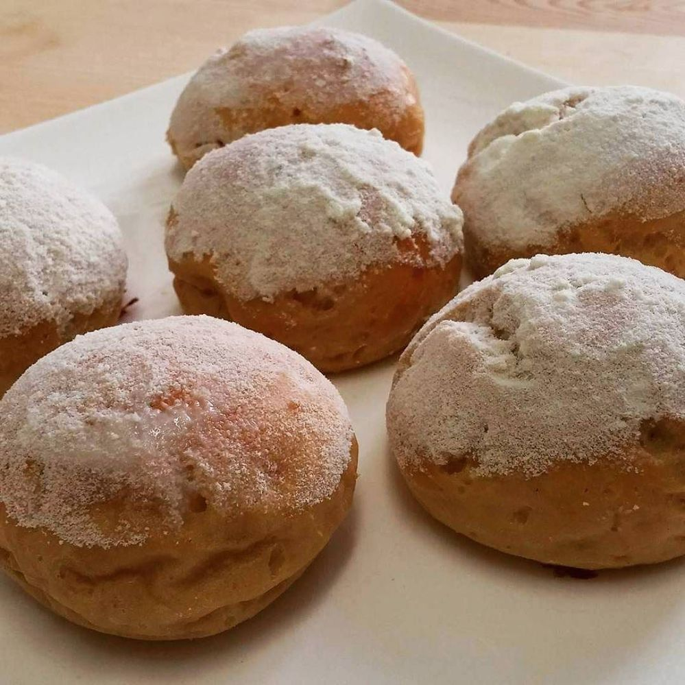 Le Brioches del Generale. Trovate la video ricetta sul canale YouTube di Cucina Dulight! #breakfast #brioches #light #lightfood #highprotein #lowfat #lowcarb #fitness #protein #proteinfood #dukan #diet #cucinaproteica #cucinadulight