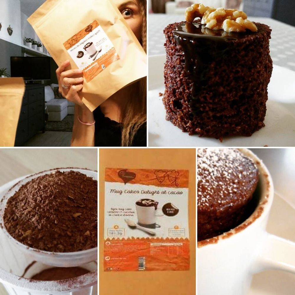 Ollalllaaaa sono arrivate le mug! Le trovate sul sito Tibiona...adatte alla dukan e senza tollerati! #mugcake #mug #preparati #Dulight #tibiona @bongionatura #dukan #diet #lightfood #sweet #sweetfood #torta #tortaintazza #crusca #avena #cacao #fitness #highprotein #lowfat #cucinaproteica #cucinadulight