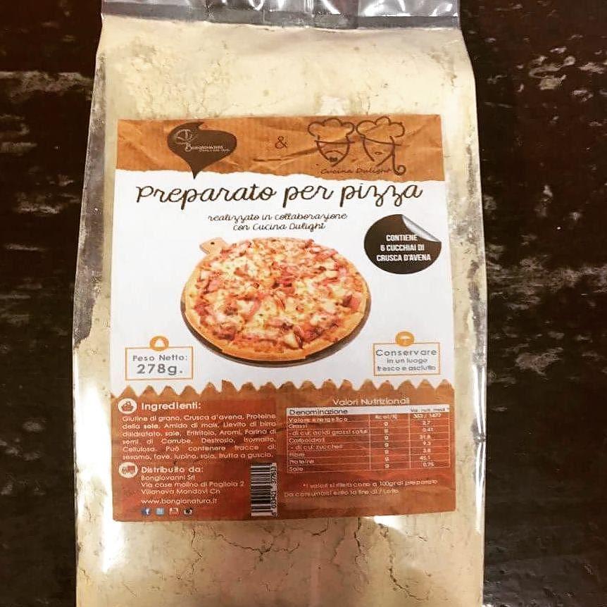 Nuovo preparato dulight in casa Tibiona...la PIZZA!!! #tibiona #bongiovanni #mulino #mondovì #pizza #preparato #dukan #diet #lightfood #protein #fitfood #cucinaproteica #cucinadulight