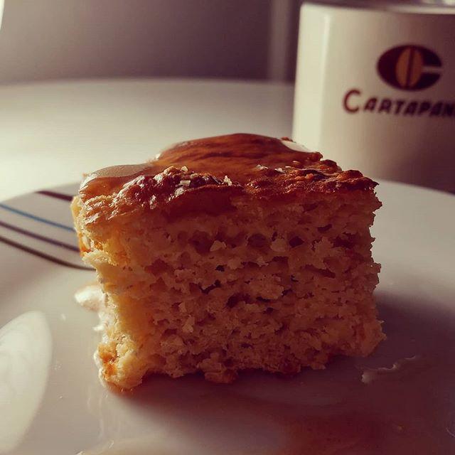 Torta alla vaniglia dulight disponibile su tibiona. Il gusto e la leggerezza. #torta #vaniglia #cake #light #lightfood #benessere #fitness #fitfood #crusca #dukan #diet #dieta #dukanitalia #colazione #morning #breakfast #sweet #winter #cucinaproteica #cucinadulight