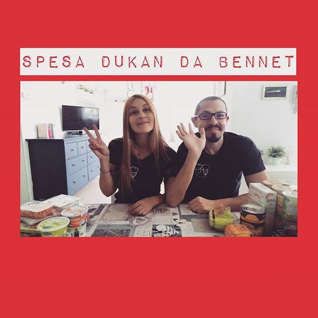 """Lunedì alle 9:00 ripartiamo anche con la sezione """"Spese Spiegate"""" sul canale Youtube! Perché una buona alimentazione parte dalla spesa!🍏🍒🍅🍠 Stavolta siamo stati da BENNET... Avete altre catene da suggerirci? Voi chiedete e noi andiamo in missione!!😁😃😉 #spesespiegate #youtube #youtubechannel #video #videoricette #spesa #shopping #lightfood #spesadukan @bennet.unaspesadavivere #cibosano #dukan #diet #dieta #weightloss #foodblogger #incucina #benessere #vitasana #wellness #fitness #lezioni #teaching #alimenti #categories #protein #cucinaproteica #cucinadulight"""