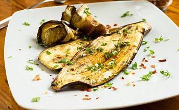 Meizzan-e e succhin a scabeccio (Melanzane e zucchine marinate )