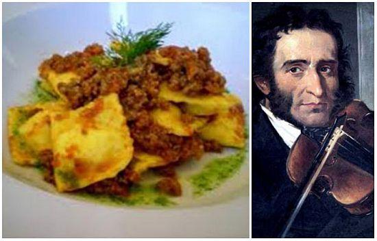 Ravioli alla Paganini