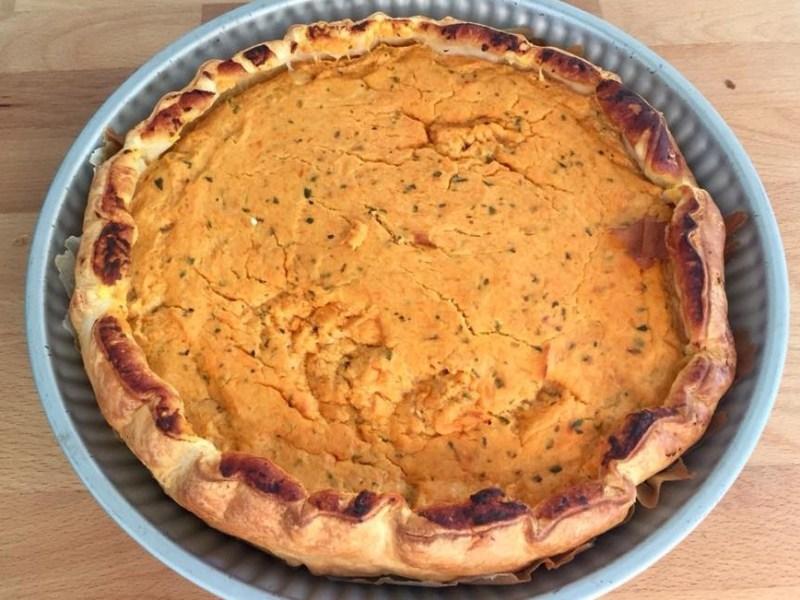 Torta de succa (Torta di zucca)