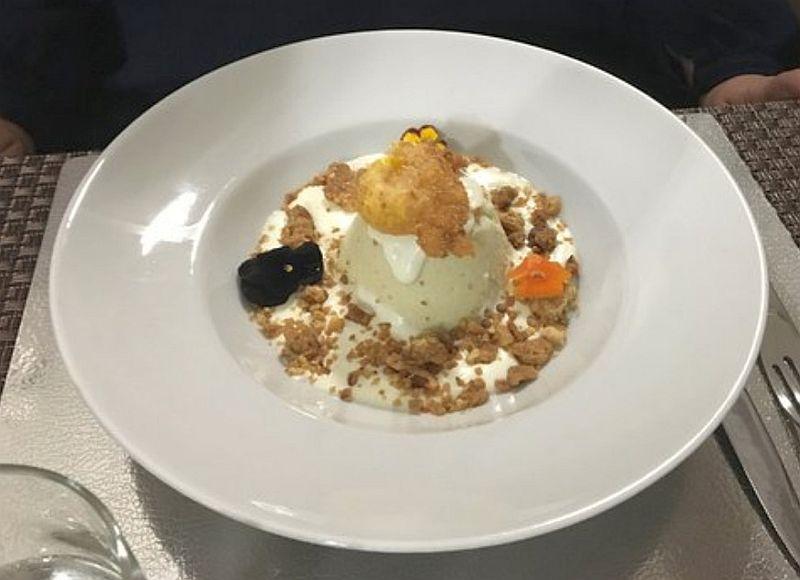 Flan di scorzonera (Cucina bianca)