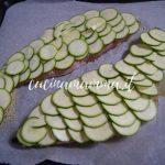 Spada gratinato con zucchine