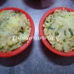 Tortini di patate e zucchine