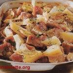 Spezzatino di vitello al forno con patate