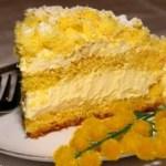 Torta mimosa – Cucinare Meglio – Ricetta