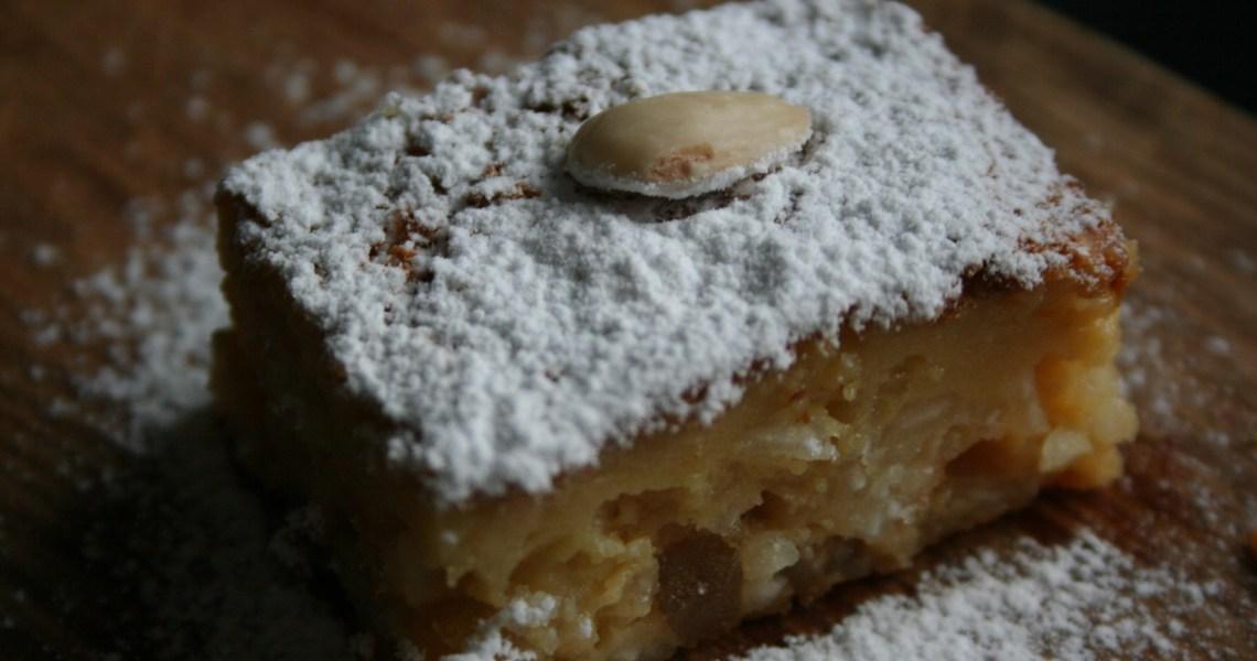 torta degli addobbi