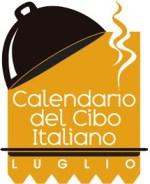 Calenddario del cibo italiano luglio
