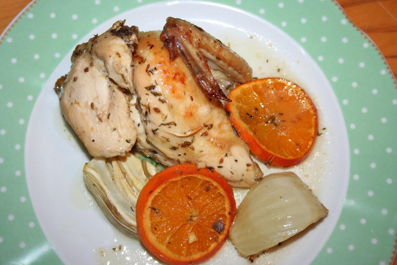 pollo ottolenghi