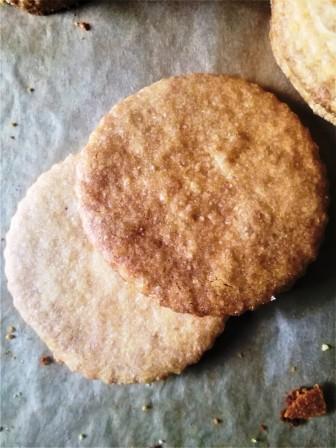 biscotti mais