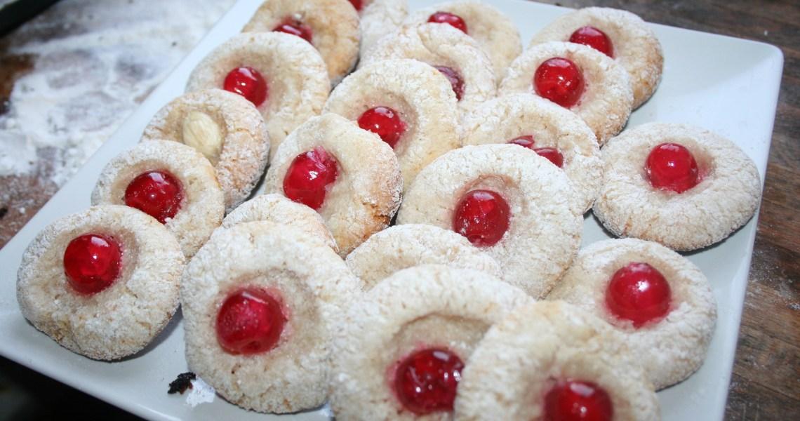 biscotti alla pasta di mandorla