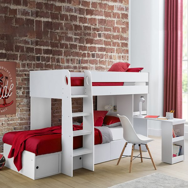 the ultimate guide to kids desk beds