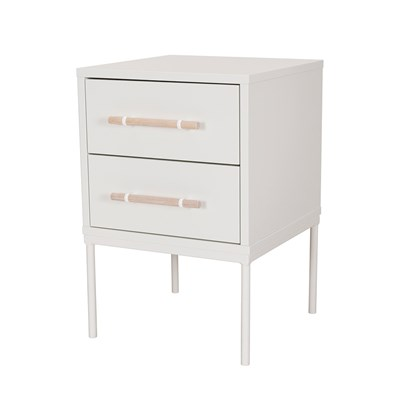 Flint Small Bedside Table With 2 Drawers Coming Kids Cuckooland