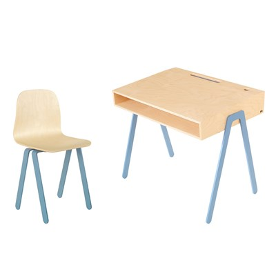 Large Children S Desk And Chair In2wood Cuckooland