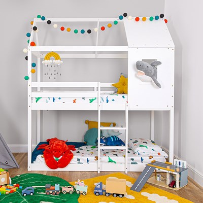 explorer treehouse bunk bed