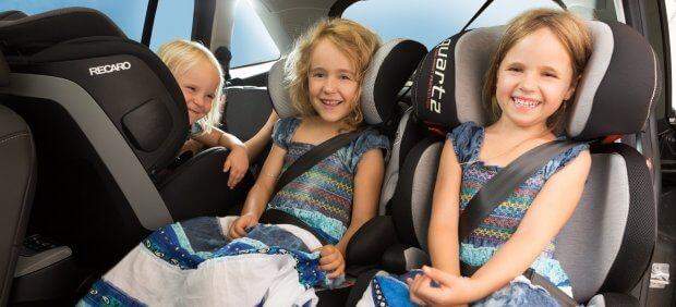 silla de coche más segura