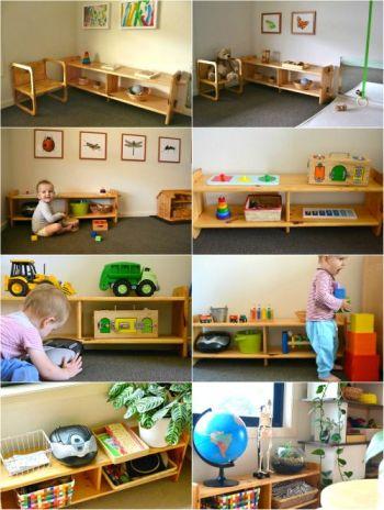 Ideas Montessori Para Ninos De 1 A 2 Anos Diy Y Mucho Mas