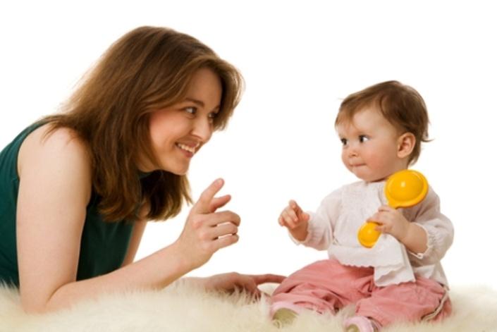 hablar lengua de signos con bebés