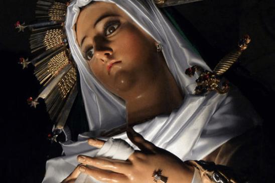 Virgen de Dolores de la Recolección