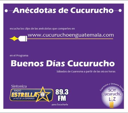 Anécdotas serán transmitidas en Radio Estrella