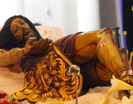 Señor Sepultado de Santa Catalina