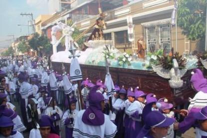 Procesión Infantil de Jesús de Candelaria 2015, Quinto Sabado de Cuaresma, Parroquia Candelaria Portada Nota