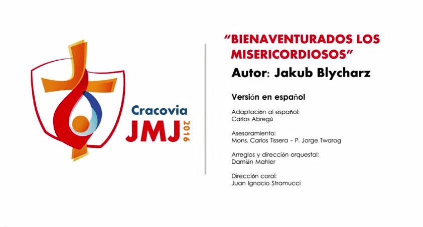 Himno Nacional de JMJ Cracovia 2016 versión español