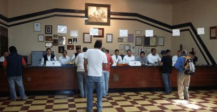 Inscripciones y entrega de Turnos en Santo Domingo