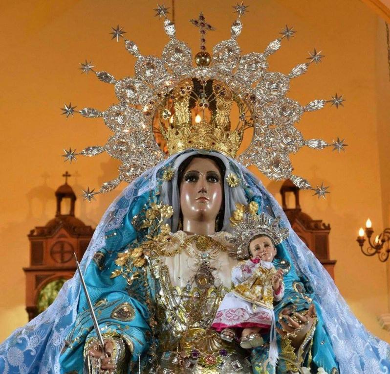 Festividad de la Virgen de Candelaria Dirioma Nicaragua (1)