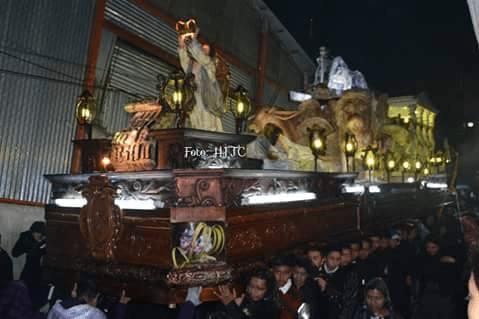 Domingo de Ramos en Totonicapán
