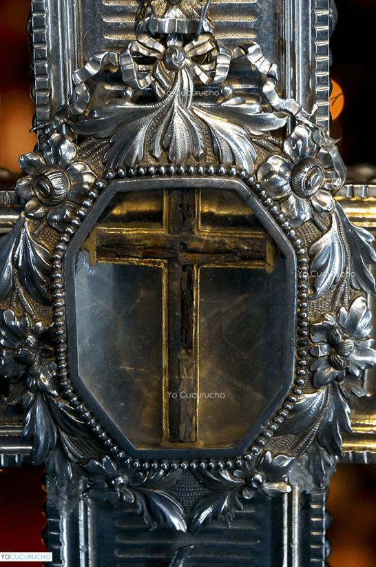 Santa Cruz o Lignum Crucis de San Francisco