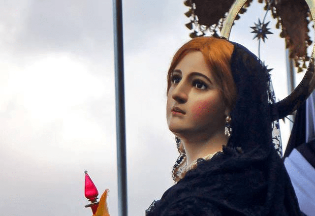 Magdalenas de Barrios de Guatemala