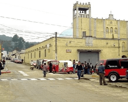 Parroquia San Lucas Sacatepequez