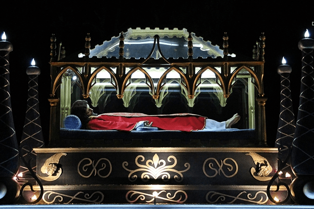 Señor Sepultado de San Bartolome Xela