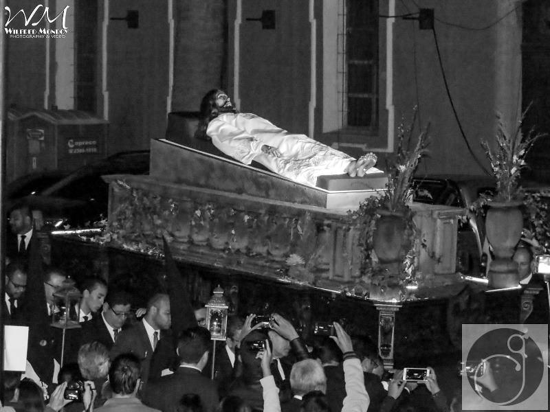 Señor Sepultado de Santo Domingo (2)