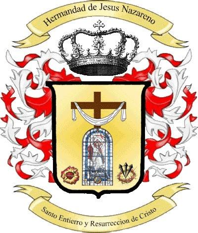Escudo de la centenaria hermandad de Juayúa.