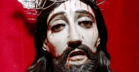 Jesus del Huerto de San Marcos de la Transfiguracion