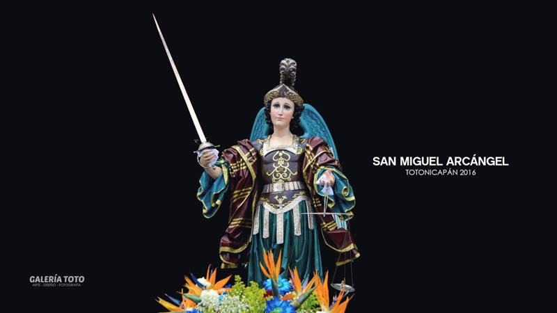 Festividad San Miguel Arcángel Totonicapán