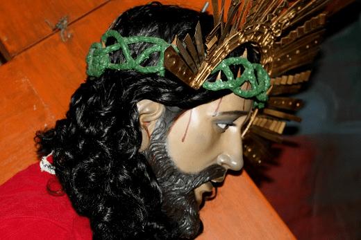 jesús de Salcoatitán (Fotografía: Guillermo Granados)