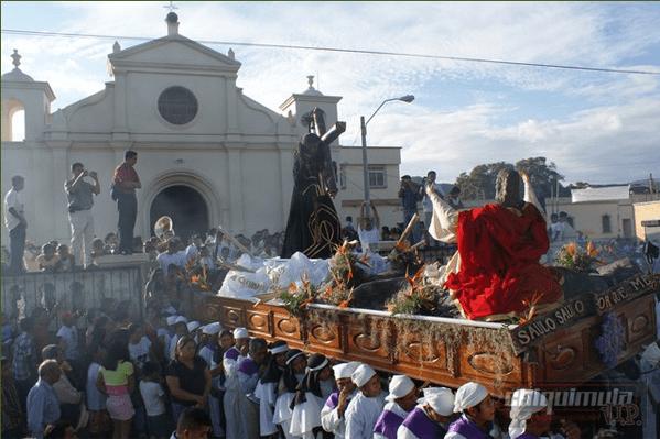 Jesús Nazareno del Calvario Chiquimula
