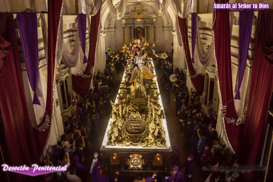 Jesús Nazareno de San Cristobal el Bajo